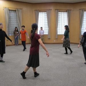バロックダンス講習会