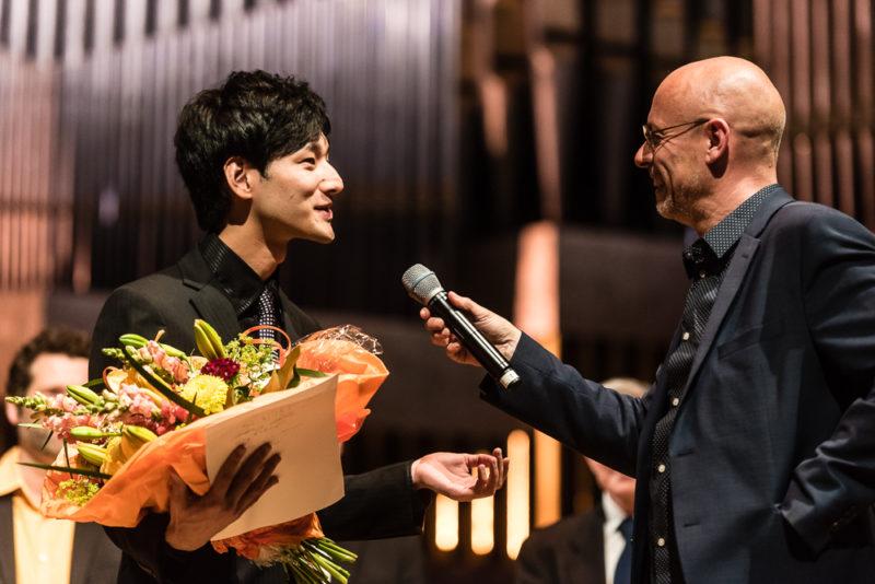 IONニュルンベルク国際コンクールで優勝