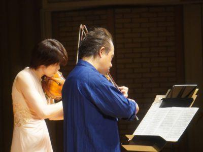【終演公演レポート】2020.8.22三浦章宏&青木篤子デュオコンサート