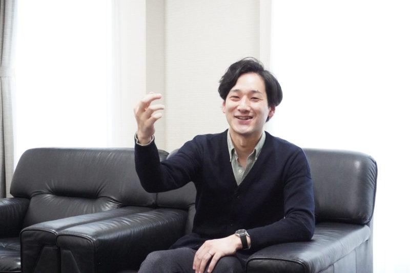大平健介さんインタビュー